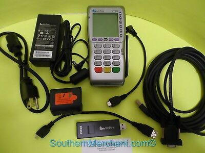 VERIFONE VX670 GPRS CHIP SLOT PC CABLE RS232 DONGLE PACKAGE Mini HDMI port