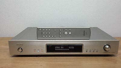 Denon TU-1500AE Silver High-End AM/FM R.D.S. Tuner