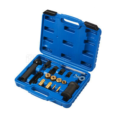 Engine Timing Tool 18PC Injector Puller Removal Installer Tool Set For VAG Audi
