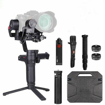 ZHIYUN Official WEEBILL LAB 3-Axis Gimbal Stabilizer Creator Kit For Cameras