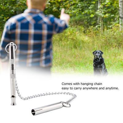 Dog Whistle Barking Anti Repeller Ultrasonic Training Device Stop Bark Trainer