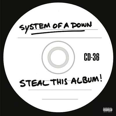 System Of A Down - Steal This Album! (2LP Vinyl) 2018 American Recordings NEU