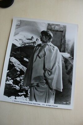 Dr. Phibes Rises Again - Vincent Price - Vintage Still With Snype