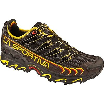 La Sportiva Ultra Raptor Shoes UK 9 Black/Yellow