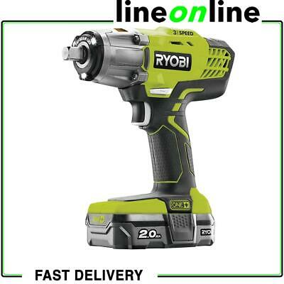 Ryobi R18IW3-120S Impulse screwdriver with battery