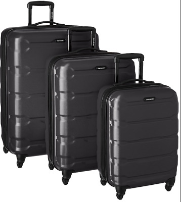 Samsonite Luggage Set Carry On With Spinner Wheels Hardside 20 24 28 Inch 3 pc