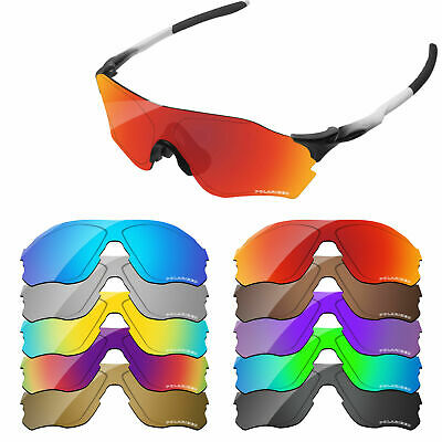 60177ccbe29 PapaViva POLARIZED ETCHED Replacement Lenses For-Oakley EVZero Path Sunglass