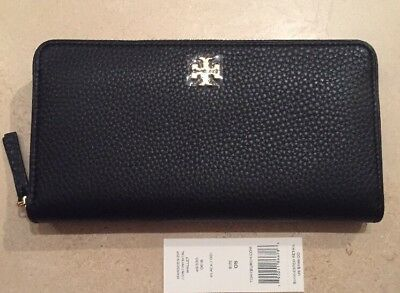 NWT Tory Burch wallet Black