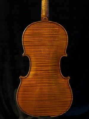 Old violin by Mario Gadda