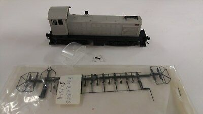 Atlas HO S-2 Alco Switcher Switch Engine used Undecorated