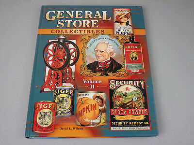 General Store Collectibles Volume II book (174 pages) Hardcover