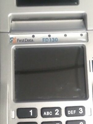 First Data FD130-175R Credit Card Terminal POS Point of Sale Machine
