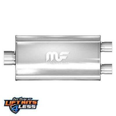 MagnaFlow 12587 Satin SS Muffler for 1996-98 Chevrolet C1500/K1500 Suburban Gas
