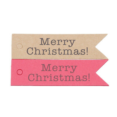 Christmas Greeting Decor Gift Tags Gift Cards Labels Party Favor Tags D