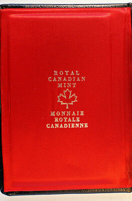 Royal Canadian Coin Proof Sets 1972 plus 1975, 1976, 1977