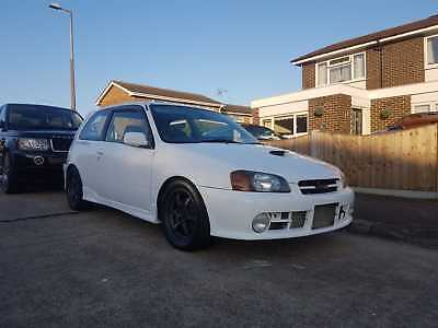 Toyota Starlet Glanza v Turbo Ep91 Forged Track