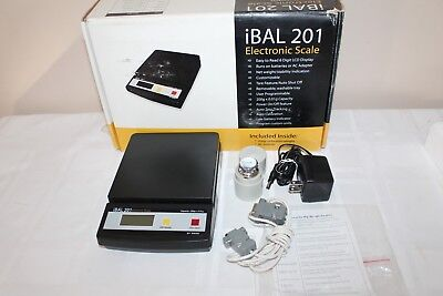 iBAL 201 Electronic Scale RS-232 200g x 0.01g Capacity