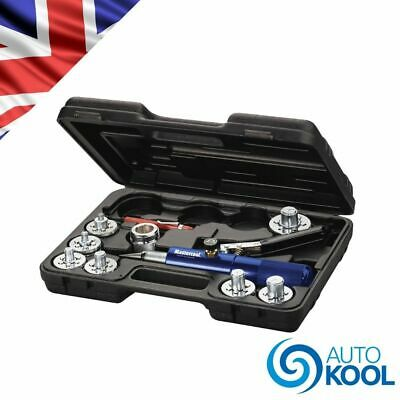 71600-A Mastercool Refrigeration 7 Head Hydra Swage Imperial Tube Expander Kit
