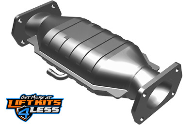 MagnaFlow 93940 93000 Series DF Catalytic Converter for 83-88 Chevy Monte Carlo
