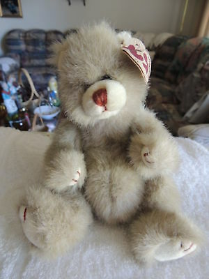 TY Original Beanie Baby~1993 Jointed Dickens Bear~The Beanie Babies Collection