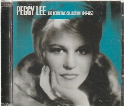 Peggy Lee The Definitive Collection 1942-1953 - 2CD Set