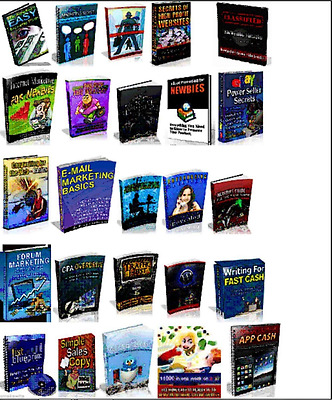 25 Top Ebook PDF Master Re-Sell Rights