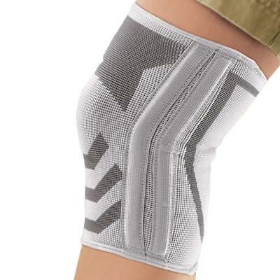 ACE Knitted Knee Brace with Side Stabilizers, Extra Large, America's Most...