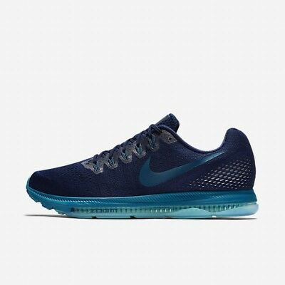 Men's Nike Zoom All Out Low Running Shoes, 878670 404 Sizes 8.5-12.5 Binar Blue