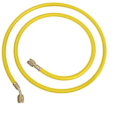 Yellow Refrigerant Refrigeration Air Conditioning Charging Hose 3m CLEARANCE