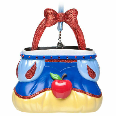 New Snow White - The Seven Dwarfs Handbag Purse Style Christmas Ornament