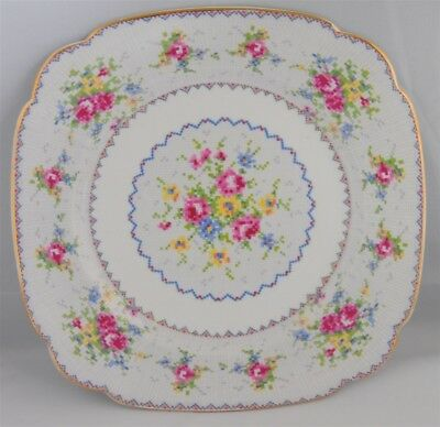 1- Royal Albert Petit Point Dinner Plate ( 6 Available)
