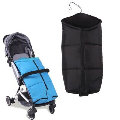 Baby Stroller Foot Muff Buggy Pushchair Snuggle Cover Sleeping Bag Pure Color