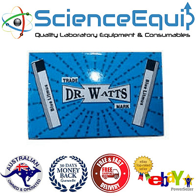 100 X Litmus Paper Strips, Blue or Red