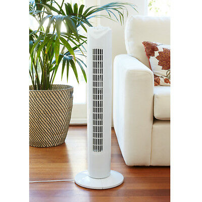 REFURBISHED Tower Swing Fan