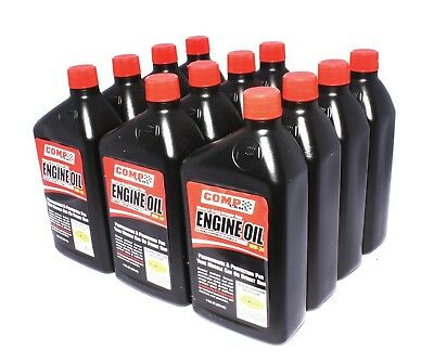 Competition Cams 1595-12 Muscle Car And Street Rod Engine Oil