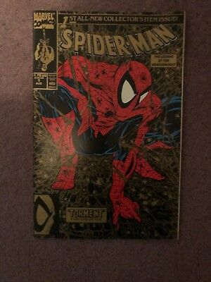 Spider-Man Rare GOLD Torment Collection #1-5 Lee McFarlane
