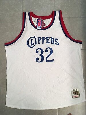 sneakers for cheap 5b43c 6b4f8 BILL WALTON MITCHELL And Ness Authentic Clippers Vintage Jersey Celtics  Blazers
