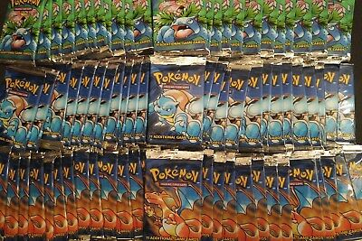 Pokemon Booster Packs LOT Ultra Prism XY Flashfire EX Power Keepers Neo Genesis