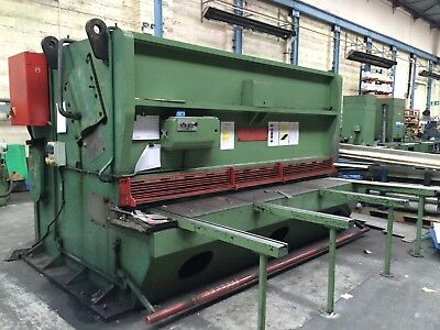 "Pearson Guillotine Shear 25mm / 1"" cutting"