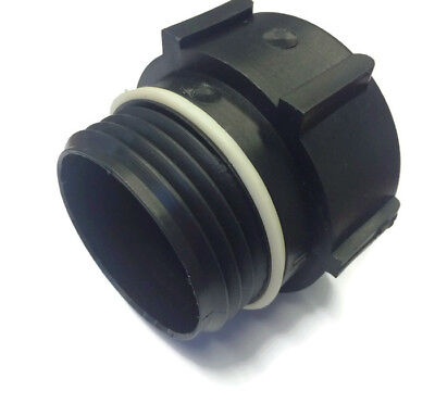 "ADBLUE Drum Adaptor BSP TO 2"" Butress Tthread For Drums"
