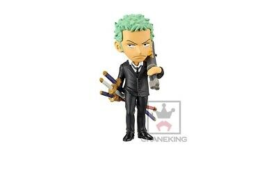One Piece Zoro Wcf Treasure Rally Vol. 2 Flare Flare Fluit Banpresto New