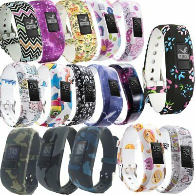 Replacement Band for GARMIN VIVOFIT JR 2 JUNIOR Fitness Wristband Tracker AC