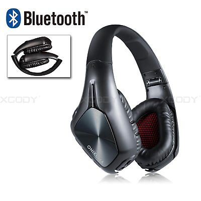 Wireless Stereo Headphone w/Mic Bluetooth Gaming Headset for PS4 Xbox one