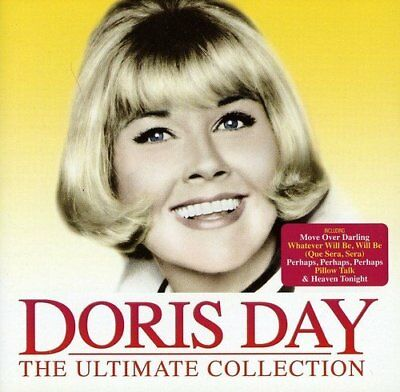 Doris Day The Ultimate Collection  CD Move Over Darling Pillow Talk