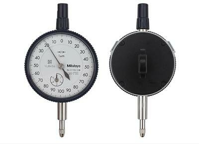 New 1PC 2109S-10 Micron Dial Indicator 0-1mm 0.001 Mitutoyo