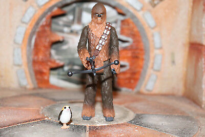 Chewbacca With Porg Star Wars The Last Jedi Collection 2017