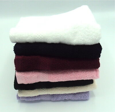 A Good Quality Small Plain Hand/Guest Towels Available in 12 colours 100% Cotton