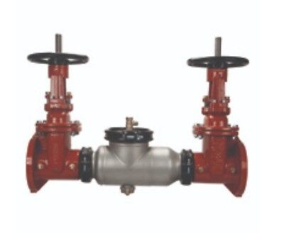 6-350Astosy - Double Check Backflow Preventer