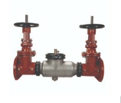 8-350Astosy - Double Check Backflow Preventer