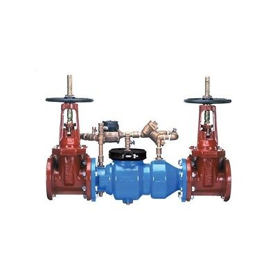8-350Da - Double Check Detector Backflow Preventer